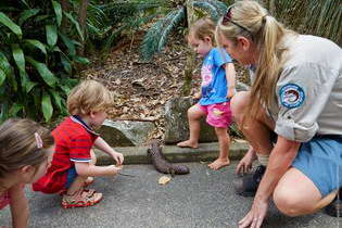 Fleays Wildlife Park.  the Gold Coasts'best kept secret