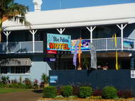 Blue Pelican Motel tweed Heads icon