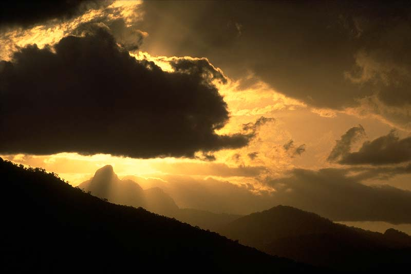 Mt Warning Sunset ©