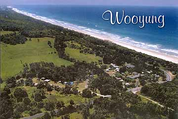 Featured lodging: Wooyung Beach Holiday Park